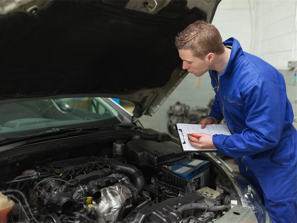 Information Session: Basic Car Maintenance